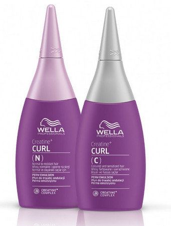 Wella Professionals Curl Perm trvalá ondulace - kudrliny