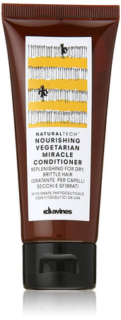 Davines NaturalTech Nourishing Vegetarian Miracle Conditioner hydratačný kondicionér