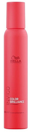 Wella Professionals Invigo Color Brilliance Vitamin Conditioning Mousse cremige Schaum