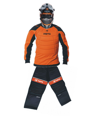 MPS Goalie set with HELMET Brankářský set