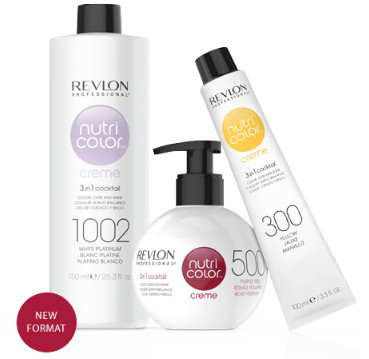 Revlon Nutri Color Creme 1002 White Platinum The Hair And Beauty Co