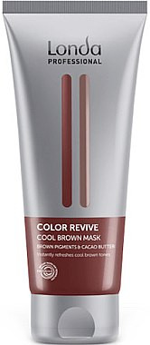 Londa Professional Color Revive Cool Brown Mask Farbmaske für Brauntöne