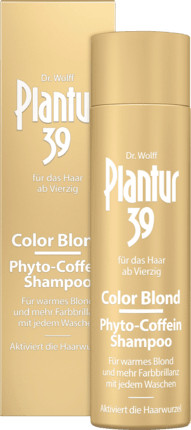 Plantur Color Blond Phyto Coffein Shampoo