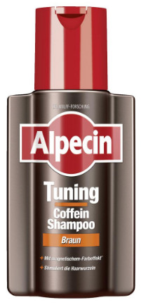 Alpecin Tuning Coffein Shampoo Brown