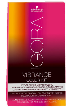 Schwarzkopf Professional Igora Vibrance Color Kit