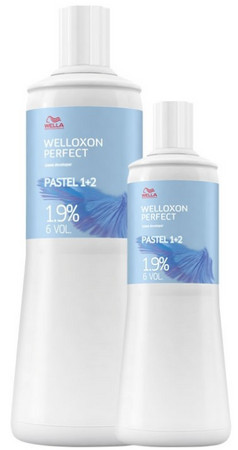 Wella Professionals Welloxon Perfect Pastel Developer