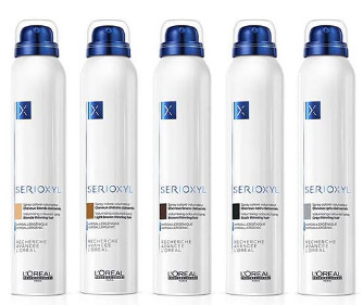 L'Oréal Professionnel Serioxyl Volumizing Coloured Spray Farbspray