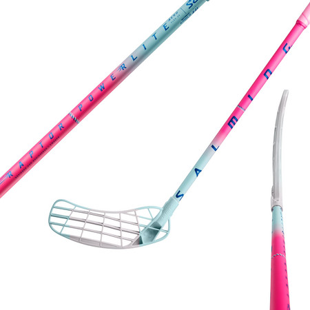 Salming Raptor Powerlite Aero Floorball Schläger