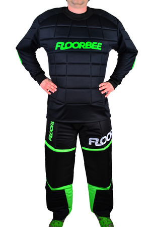 FLOORBEE Goalie Armor set Torwart-Set