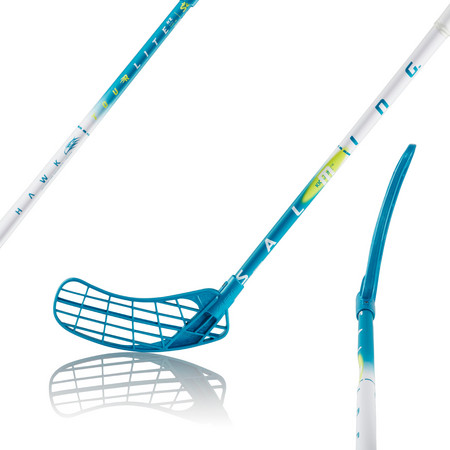 Salming Hawk Tourlite KickZone Oval Floorball Schläger