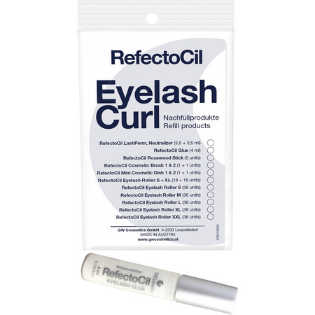 RefectoCil Eyelash Perm Glue Fixierkleber der Wimpern