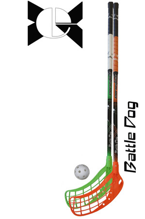 Eurostick Battle Dog 30 set 2pcs Floorball set (13 - 18 age)