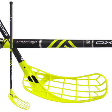 OxDog ULTRALIGHT HES 29 ROUND MBC Floorball stick