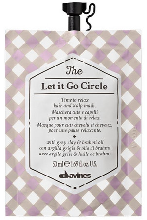 Davines The Let It Go Circle