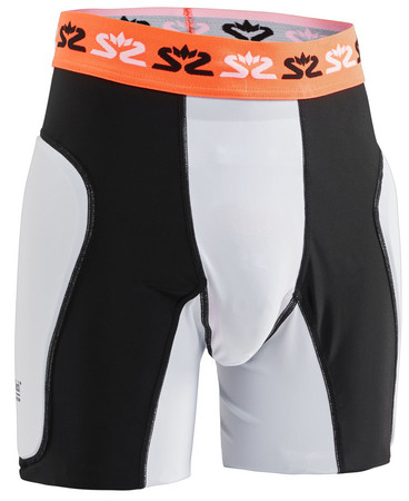 Salming E-Series Goalie Protective Shorts Funktionsshorts