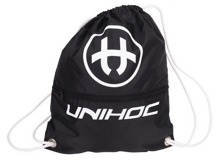 Unihoc Gym Sack black Sporttasche