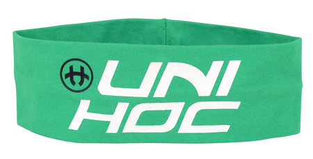 Unihoc Headband UNITED mid green čelenka
