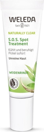Weleda Naturally Clear S.O.S. Spot Treatment lokálny sos gél na akné