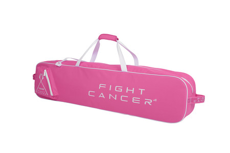 Zone floorball FIGHT CANCER 4 pink Toolbag