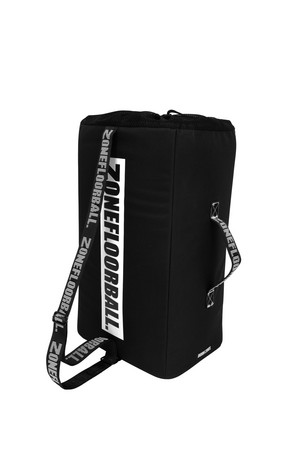 Zone floorball Ball Bag ORIGINAL black/white Tasche für Bälle