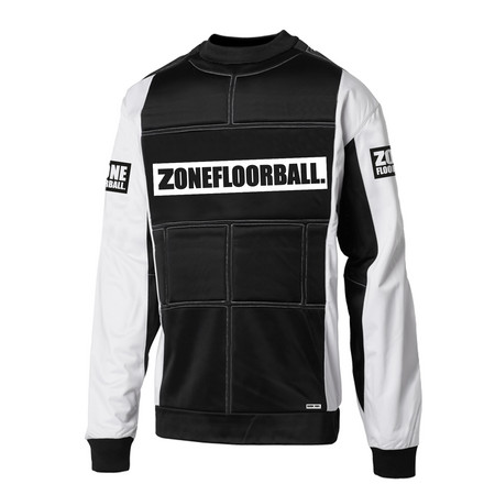 Zone floorball Zone floorball PATRIOT black Goalkeeper jersey