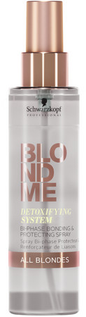 Schwarzkopf Professional BlondME Bi-Phase Bonding & Protective Spray