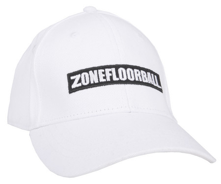 Zone floorball Cap IVERSON white kšiltovka