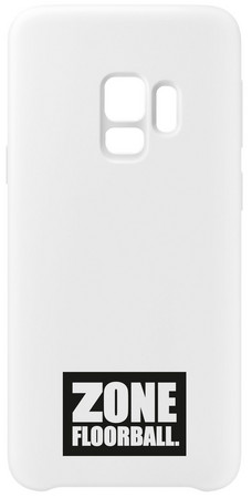 Zone floorball Samsung S9 cover ZONE white