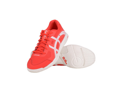 Unihoc Shoe U3 Elite Men red/white Sálová obuv