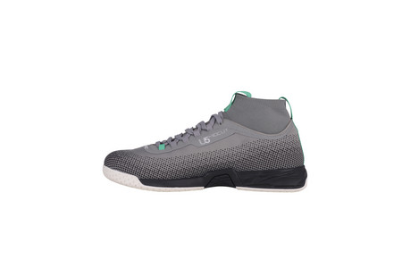 Unihoc Shoe U5 PRO MidCut Men grey Indoor shoes