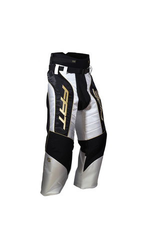 Fat Pipe Fat Pipe GK-Pants white Goalie Hosen