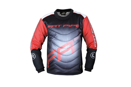 Fat Pipe GK-SHIRT FOR JUNIOR, PADDED Brankářský dres