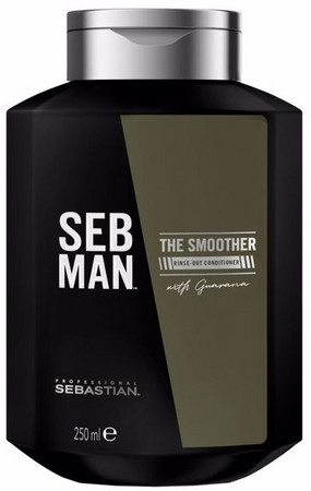 Sebastian Seb Man The Smoother Rinse-out Coniditioner