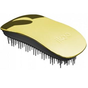IKOO Metallic Collection Home Brush slunce-černá