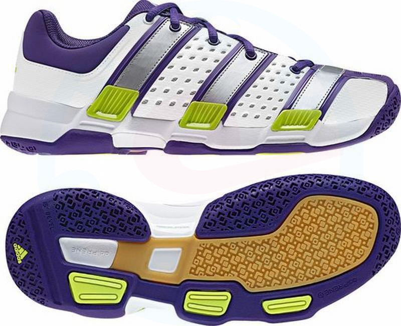 Indoor shoes Adidas Court Stabil 5 W - U42015 | efloorball.net