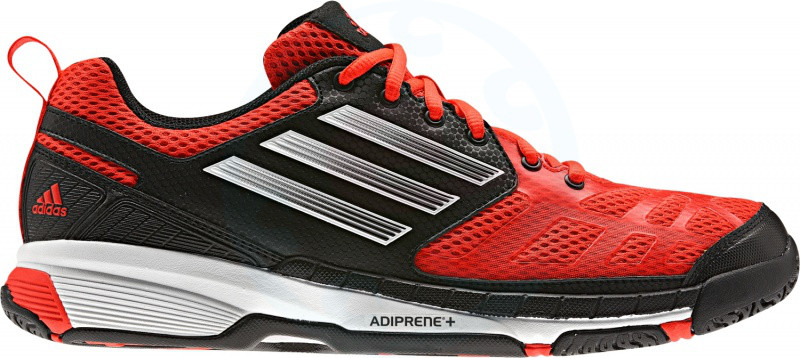 2 Hallenschuhe Feather Adidas Elite `13 A35q4RLj