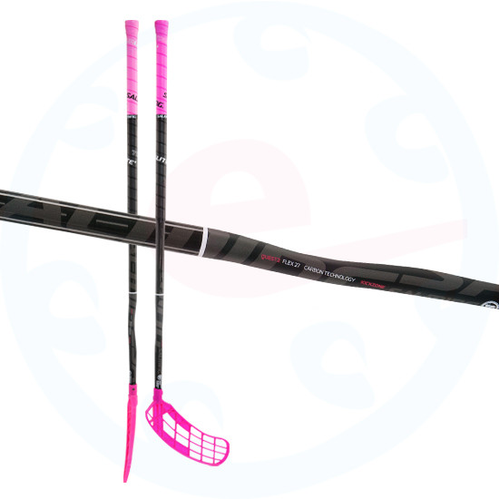 ae6a8235830 Florbalová hokejka Salming Q1 KZ 0dg JR Kim edt `15