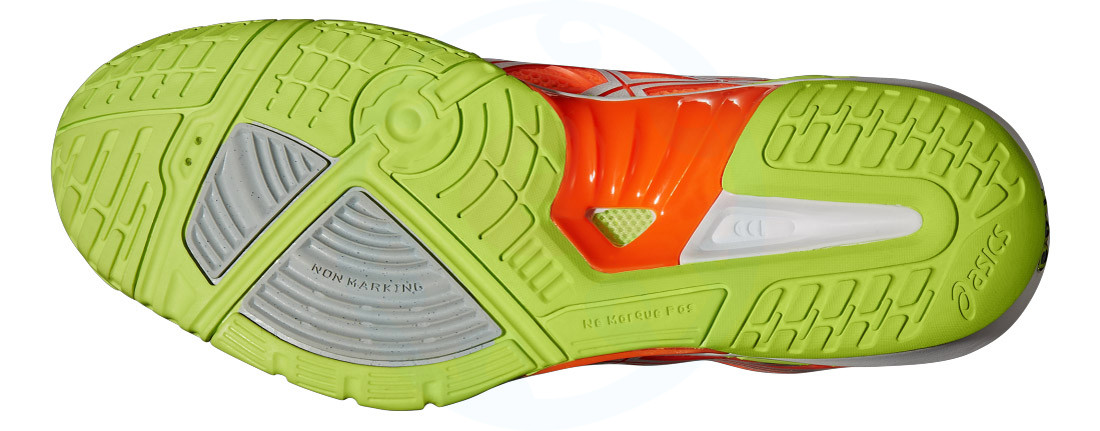 Asics Gel-Fireblast 2 Indoor shoes | efloorball net
