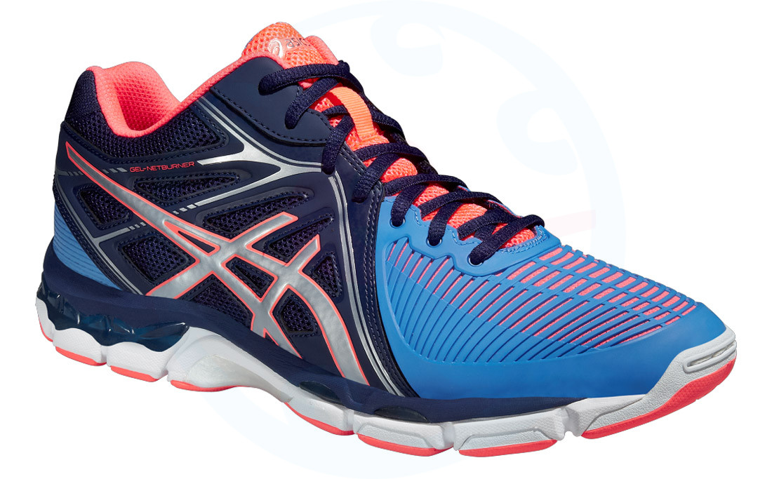 Indoor shoes Asics Gel-Netburner Ballistic MT W `16  f9e0d4118a8