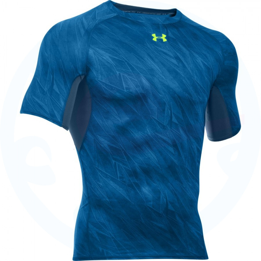 Under armour printed compression shirt for Printed under armour shirts