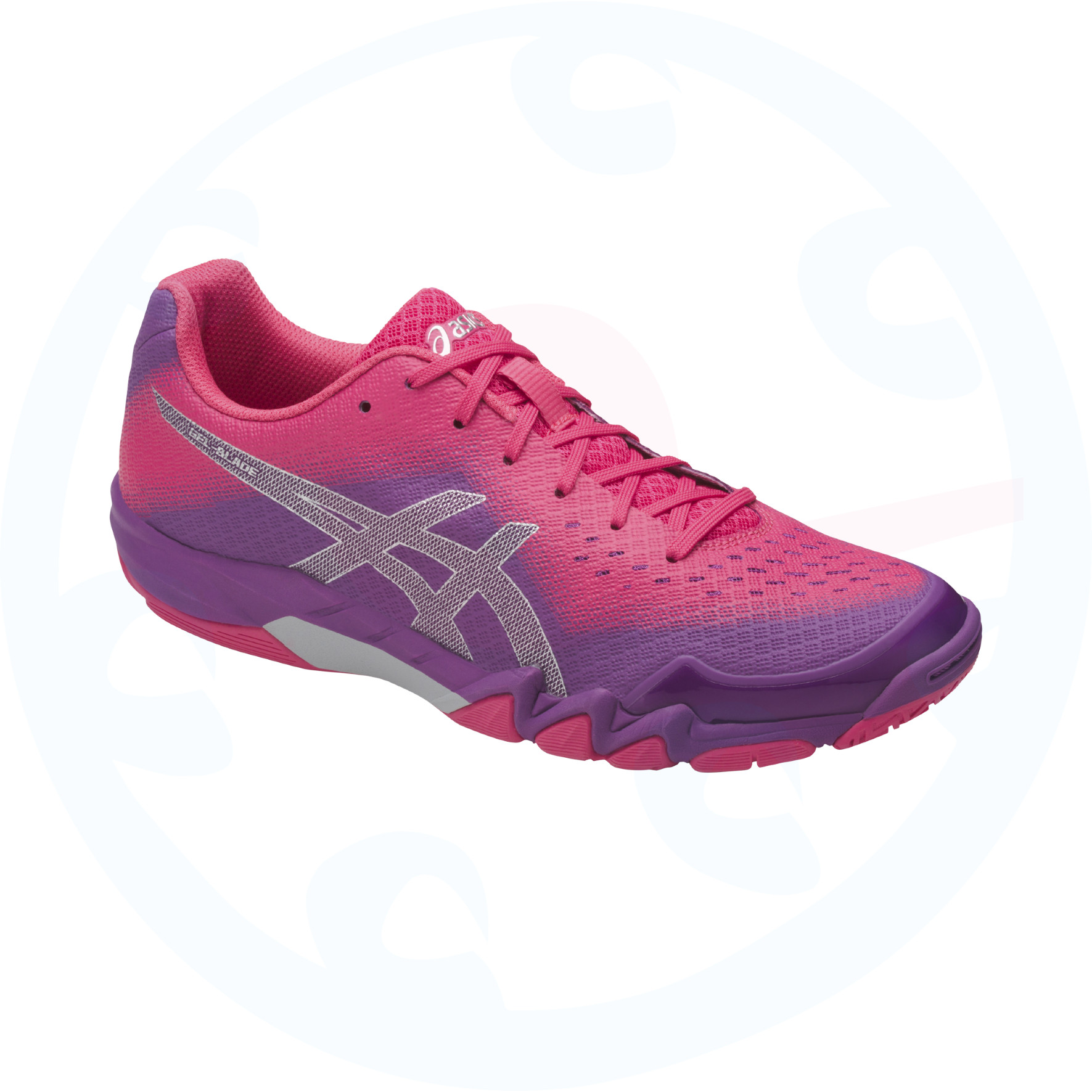 Asics Gel Blade 6 W Indoor Shoes Efloorball Net