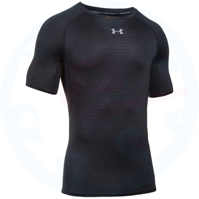 Under armour hg armour printed shortsleeve men 39 s for Under armour printed t shirts
