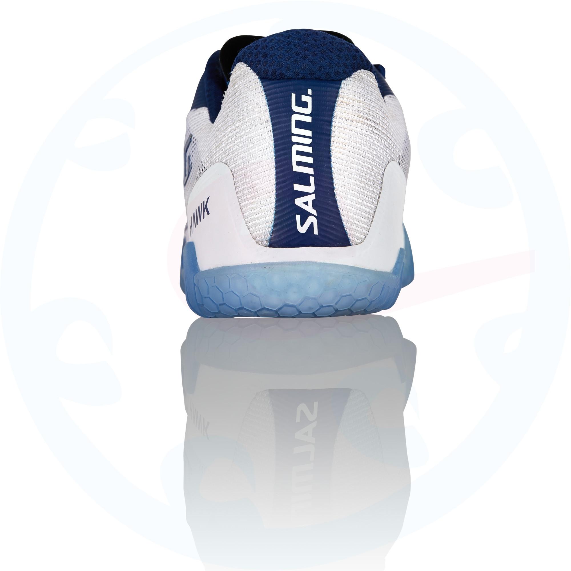Whitenavy Blue Hawk Women Shoes Indoor Salming Shoe CBWdorxe