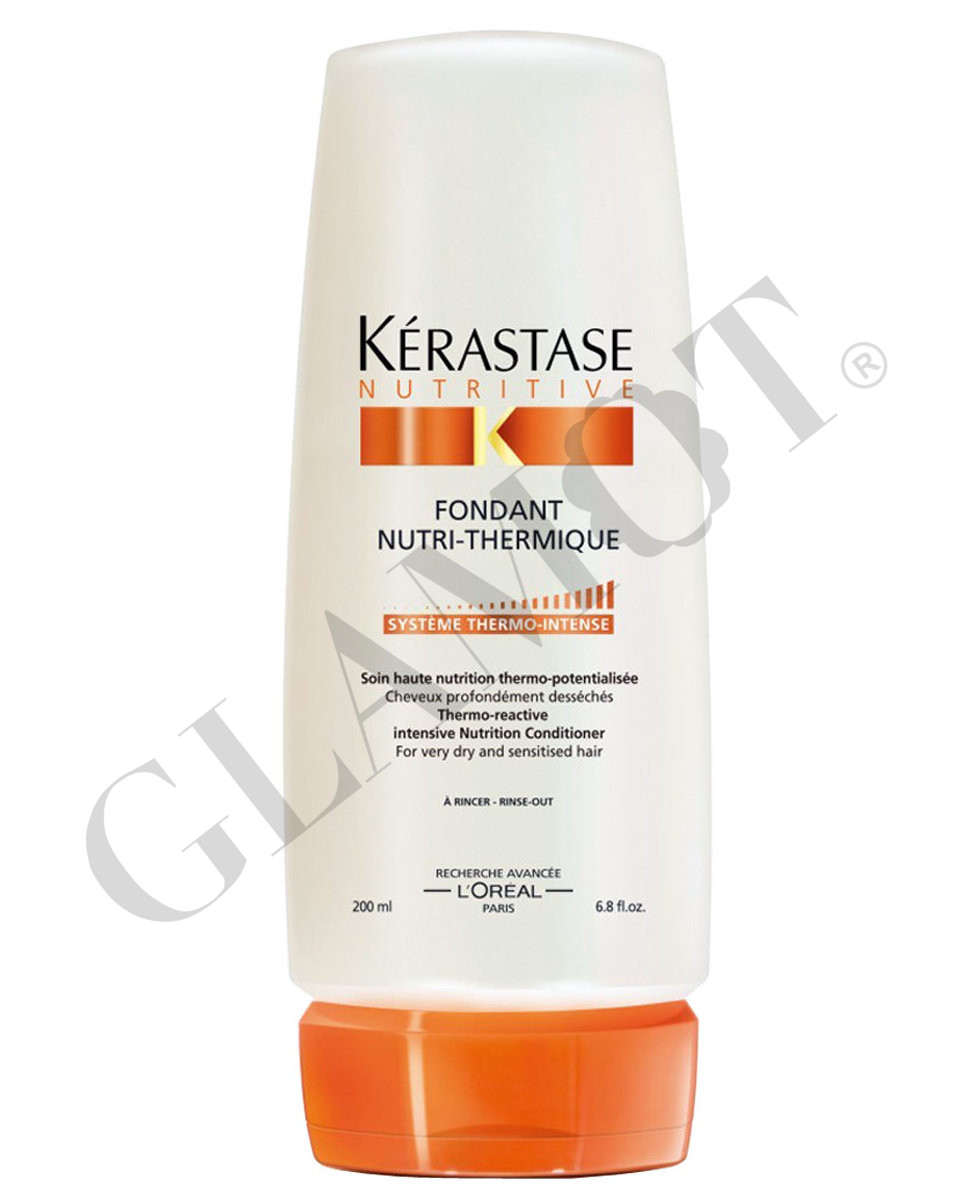 K rastase nutritive fondant nutri thermique thermo for Kerastase bain miroir conditioner