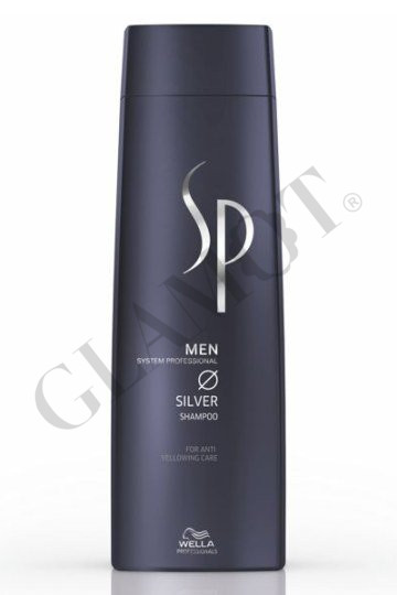 wella sp men silver shampoo. Black Bedroom Furniture Sets. Home Design Ideas
