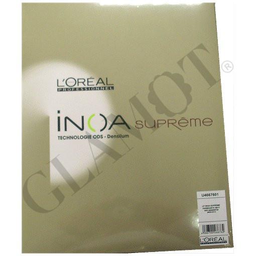 colour chart loreal inoa supreme - Coloration Inoa Supreme