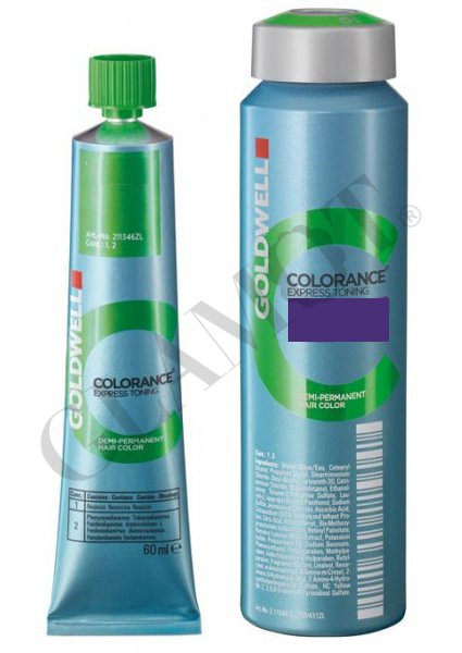 Goldwell Colorance Express Toning Demi Permanent Hair