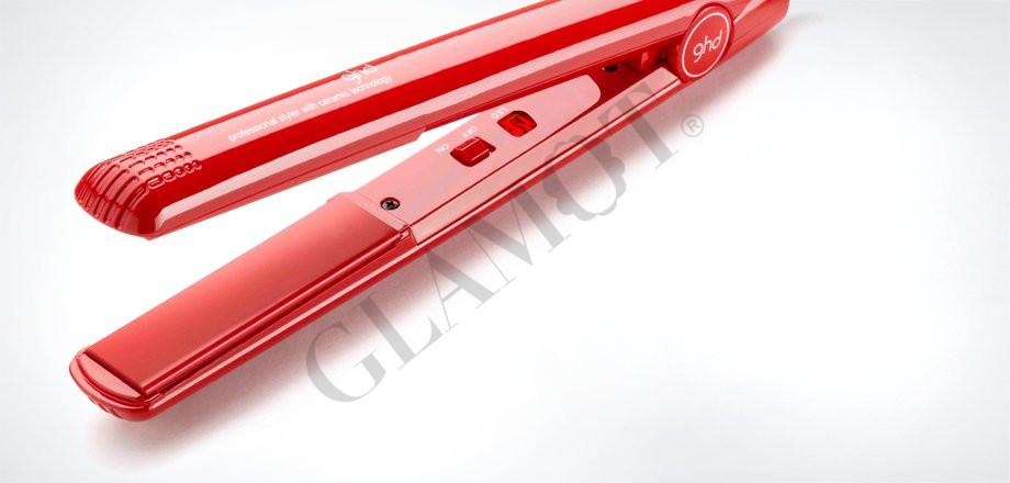 Žehlička na vlasy GHD Red Gloss IV Styler  7ed87095d0c