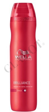 wella professionals brilliance shampoo for thick hair. Black Bedroom Furniture Sets. Home Design Ideas