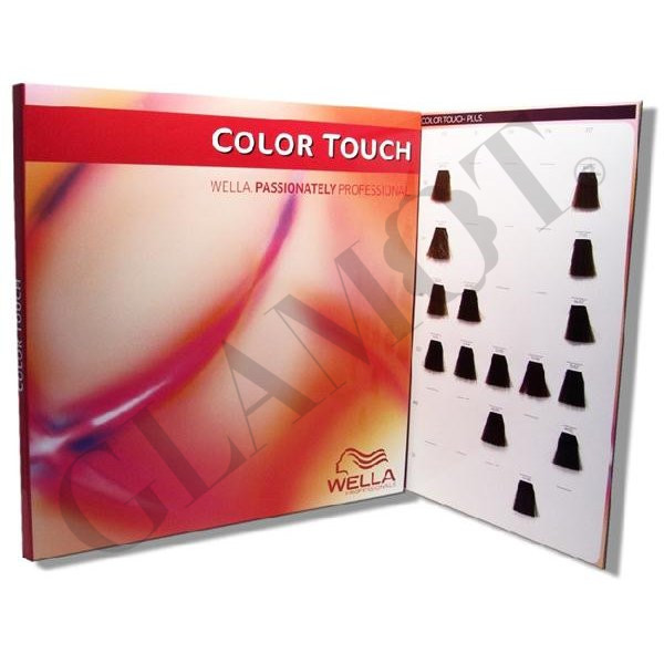 wella color touch colour chart - Coloration Wella Color Touch